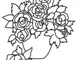 Easy How to Draw A Flower Luxury Easy Coloring Flowers Hivideoshow Info
