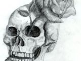 Easy How to Draw A Skull Skull and Rose by Dyslogistic On Deviantart Skull Rose