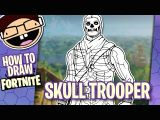 Easy How to Draw A Skull Videos Matching How to Draw the Skull Trooper Revolvy