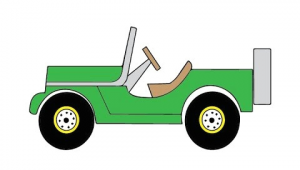 Easy Jeep Drawing How to Draw A Jeep Car Easy Step by Step D D Do D D N D N D D D N N