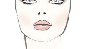 Easy Makeup Drawings 45 Best Makeup Sketches Images Beauty Makeup Gorgeous Makeup Makeup
