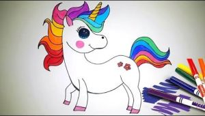 Easy Pictures to Draw Youtube Youtube Unicorn Drawing Easy Drawings for Kids Easy