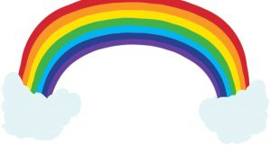 Easy Rainbow Drawing How to Draw A Rainbow Easy In 2020 Rainbow Art Drawings