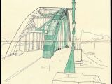 Easy to Draw Bridge Tyne Bridge Urban Sketching Sketchbook Inspiration Art