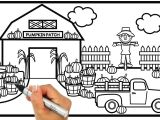 Easy to Draw Fall Pictures Visit Rainbowplayhouse Com to Print This Coloring Page How