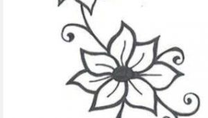Easy to Draw Flowers and Vines Image Result for Easy Sketches Of Flowers Flower Vine