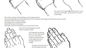 Easy to Draw Hand Printable How to Draw Praying Hands Worksheet and Lesson
