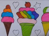 Easy to Draw Ice Cream How to Draw Cool Cute and Easy Drawings Step by Step for
