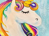 Easy Unicorn Drawings for Beginners How to Paint A Rainbow Unicorn Easy Kids Painting Ideas