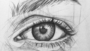 Eye and Eyebrow Drawing Easy 52 Easy Pencil Drawing Eye Ideas Art In 2020 Pencil