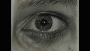 Eye Drawing Graphite How to Draw Realistic Wrinkles and Pores Graphite Drawing