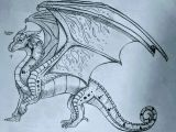 Fire Girl Drawing Rainwing Wings Of Fire Wings Of Fire Dragons Dragon Drawing