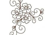 Flower Motifs Drawing 1633 Best Small Motifs Images In 2019 Embroidery Patterns