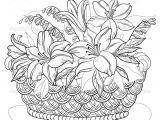Flower Motifs Drawing Flower Basket Drawing Floweryweb Dibujos Varios Pinterest