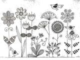 Flowers Drawing and Name 0d Jpg 639a 443 Pixels Sensory Pinterest Journal