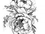 Flowers Drawing and Name Tattoovorlage Zeichnen Pinterest Tattoos Flower Tattoos Und