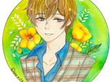 Flowers Drawing Manga Draw This In Your Style