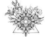 Flowers Geometric Drawing 418 Best Geometric Tattoos Images In 2019 Mandala Tattoo Tattoo