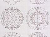 Flowers Geometric Drawing Geometric Inspiration Geometria Sagrada Pinterest