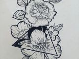 Flowers Geometric Drawing Pics Of My Favorite Geometric Tattoos Tattoos Tattoos Flower