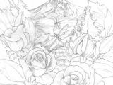 Free Drawing Of A Rose Pin Von Diana Kartasheva Auf D D N Don D N Dod Pinterest Coloring Pages