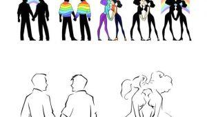 Gay Drawing Ideas Pinterest