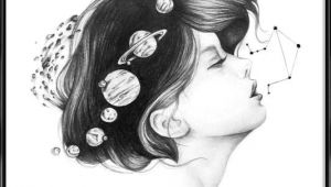 Girl Black and White Drawing Pin Von Shiloh O D Auf Art Sketch Draw