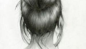 Girl Drawing Messy Bun 73 Best Sketch Images Pencil Drawings Graphite Drawings Sketches