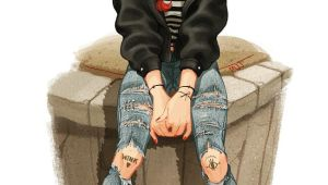 Girl Jeans Drawing Pin by Ella On Character Sketch Dump Character Design Art Drawings