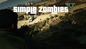 Gta 5 Drawings Easy Simple Zombies Net Gta5 Mods Com
