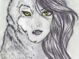 Half Animal Half Human Drawing 16 Best Werewolf Drawings Images Anime Neko Anime Wolf