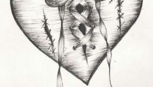 Heartbreak Drawing Pin by Just Us On Nail Art A Drawings Tattoos Art