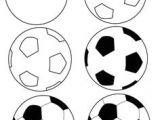 How to Draw A Football Easy 14 Best soccer Drawing Images soccer Drawing soccer