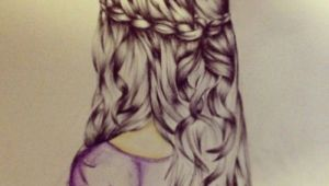 How to Draw A Girl From the Back How to Draw the Back Of A Girl Google Search Beautiful