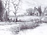 How to Draw A River Easy Calm River Beautiful Pencil Drawings Pencil Drawings Of