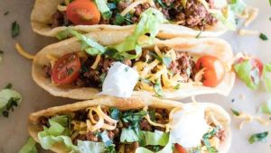 How to Draw A Taco Easy Best Ground Beef Taco Meat