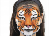 How to Draw A Tiger Face Easy Pin by Kathleen Harris On Face Painting Tiger Face Easy