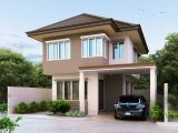 How to Draw A Two Story House Easy Pin On House Designs