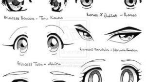 How to Draw An Anime Girl Eyes Pin On Draw