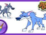 How to Draw Animal Jam Fox Sketch Jam How to Draw A Wolf