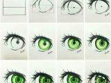 How to Draw Anime Eyebrows Learn to Draw Eyes Augen Zeichnen Manga Augen Zeichnen