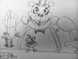 How to Draw Cuphead Bosses Easy Cuphead X Fnaf by Rainicornpupsters On Deviantart