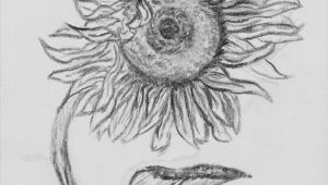 How to Draw Easy Sunflower How to Draw A Sunflower Step by Step Easy Google Search
