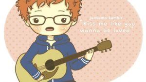 How to Draw Ed Sheeran Easy Ed Sheeran Ed Sheeran Ed Sheeran Love Fan Art