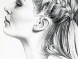How to Draw Girl Face Side Profile Jason Layel Lohrien Illustrations by Linn Feyling Side