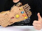 How to Draw the Infinity Gauntlet Easy Diy Thanos Infinity Gauntlet Avengers From Cardboard