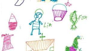 Is Drawing Living Things Haram 18 Heartbreaking Drawings by Children Caught Up In the Boko Haram