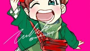 J Hope Anime Drawing Oh God J Hope is so Priceless Fan Art Bts In 2019 Bts Bts Chibi