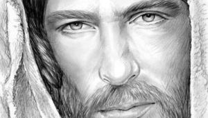 Jesus Face Drawing Easy Pin by Yve Spengler On I Should Just Call This Art Jesus