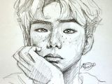 Kpop Drawing Easy Pin by D Abi Gayled On Ap Art Class Art Sketches Kpop